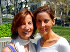 Sherry Brourman and Lisa Sigell